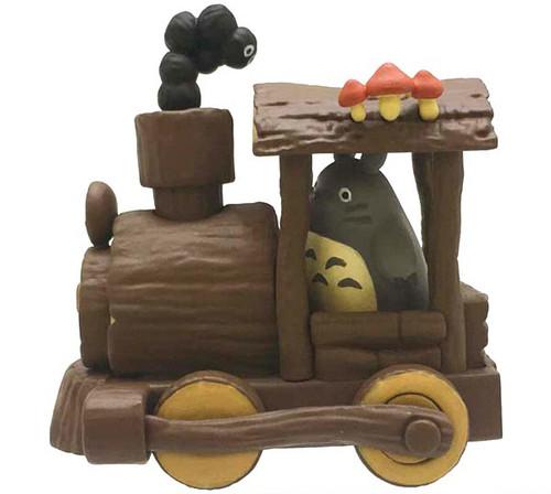 My Neighbor Totoro: Pull Back Collection - Totoro's Steam Locomotive