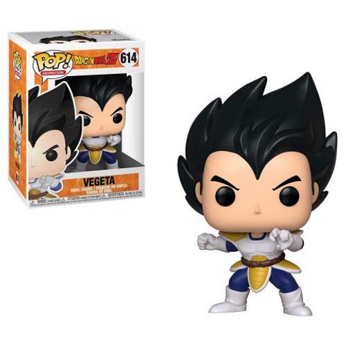 Dragon Ball Z: Pop Figure - Vegeta Battle Ready
