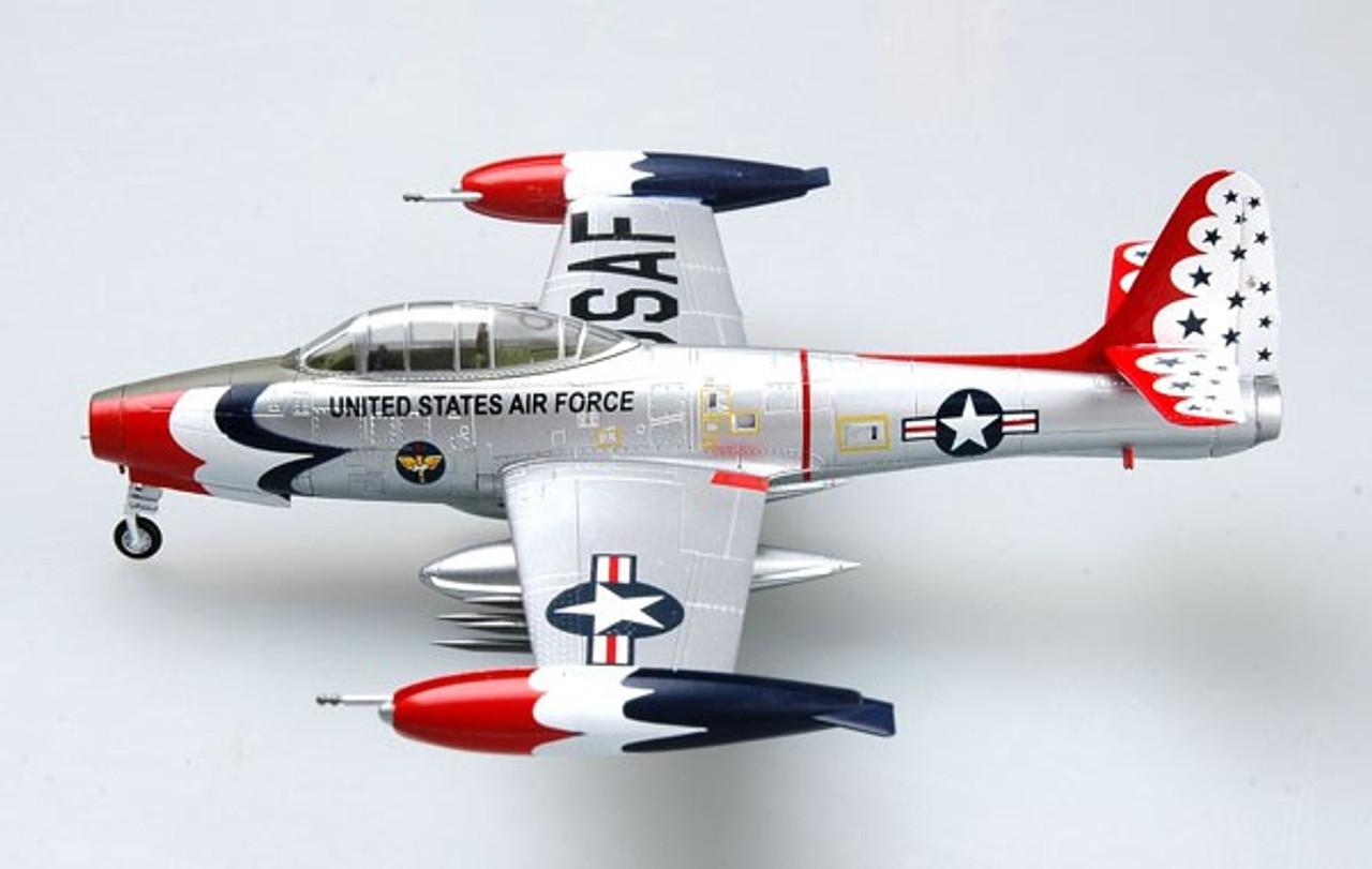 36802 Easy Model F-84G Thunderjet 1//72 Model Armee de l/'Air