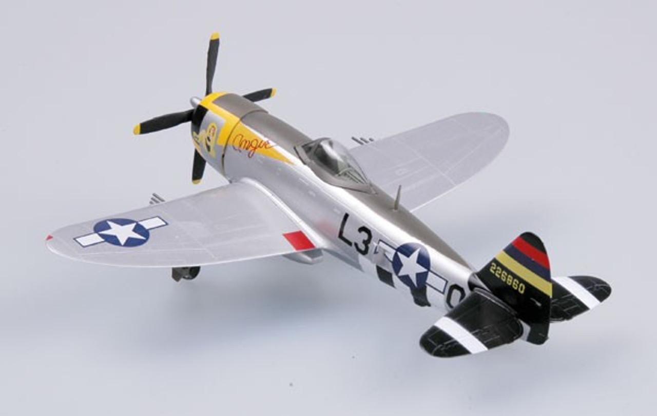 512FS 406FG EM37287 - Easy Model 1:72 P47D Thunderbolt