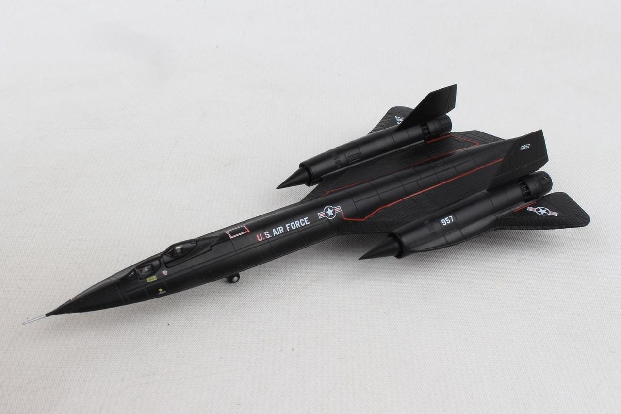 559454 Herpa SR-71B Blackbird 1//200 Model #61-7957 USAF 4200th SRW 4201st SRS
