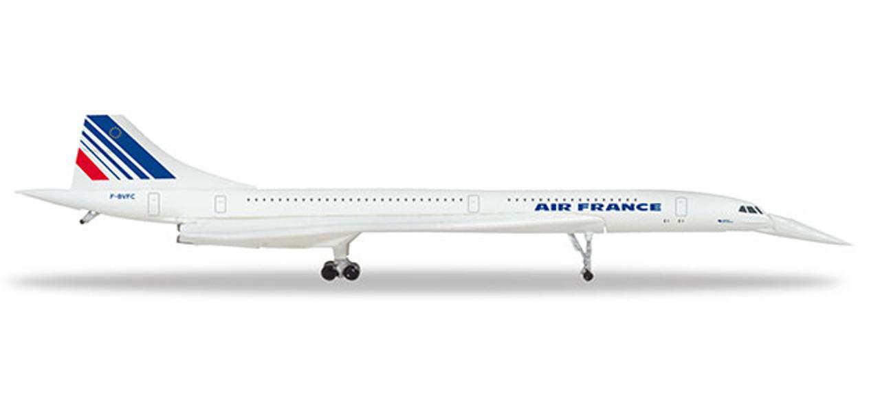 527477-001 Herpa Wings British Airways Aérospatiale-BAC Concorde Negus colors
