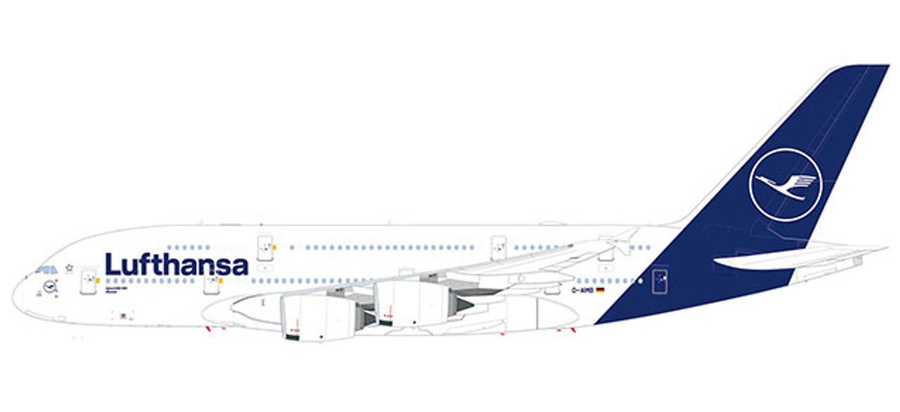 Herpa 559645-1//200 lufthansa airbus a380-nuevo