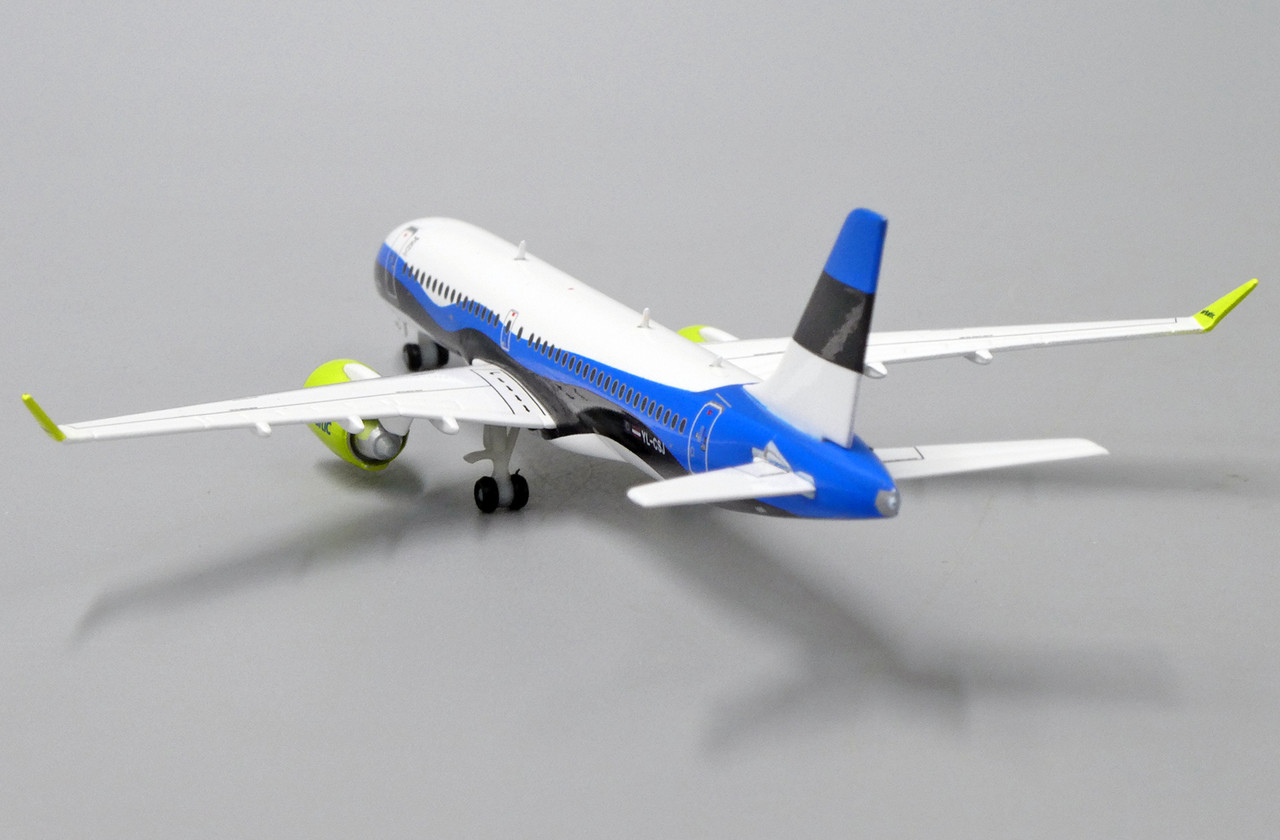 Jc-Wings 1:400 jclh 4158-1//400 Air Baltic airbus a220-300 Estonia Flag livery