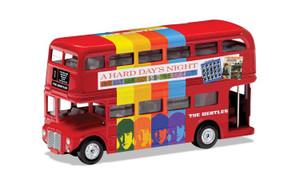 London Coca Cola 1:64 Model Bus