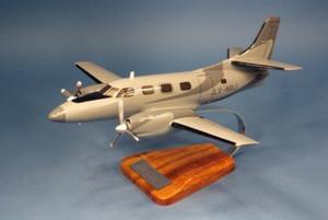 Aviationtag Swearingen SA226 T N103PA Weiß