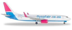 "Herpa Wings 1:500 531153  Royal Air Maroc B737-800 /""60th anniversary/"" CN-RGV"
