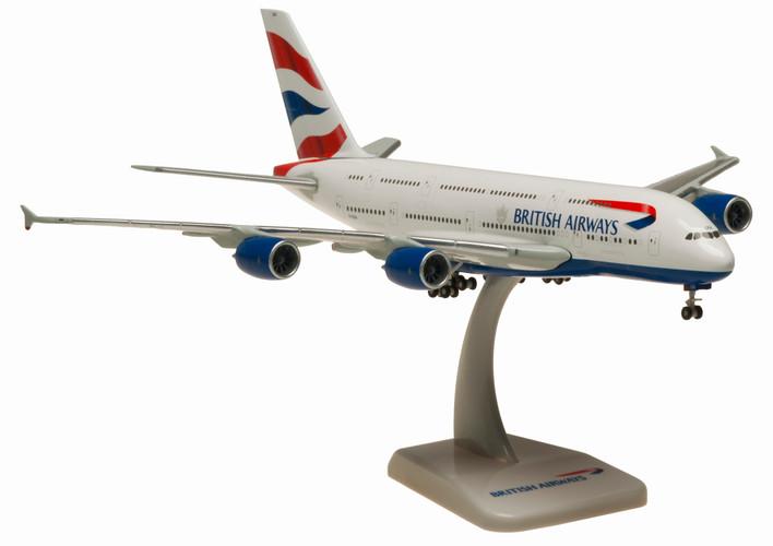 Hogan British Airways Airbus A380-800 G-XLEA 1/400