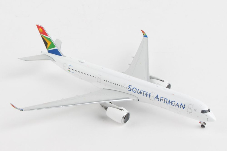 Phoenix South African Airways Airbus A350-900 ZS-SDC 1/400