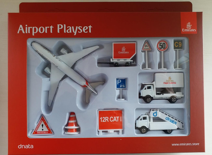 Emirates Airport Play Set