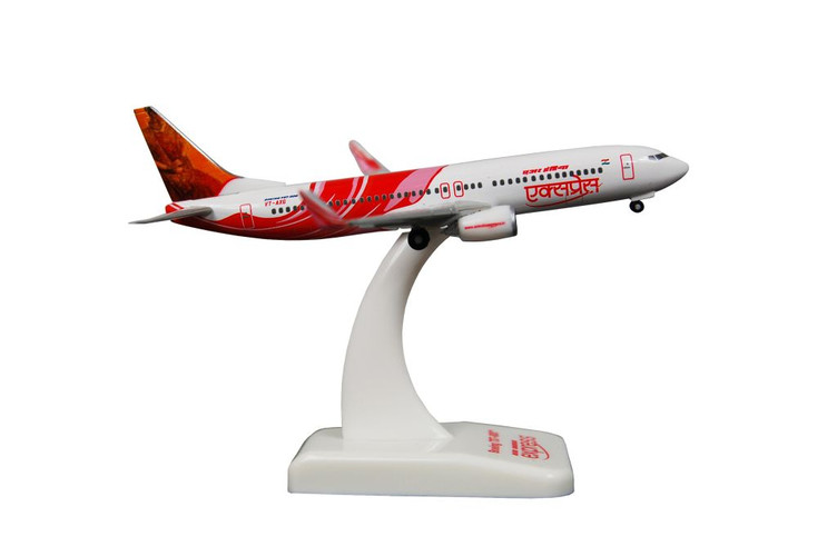Hogan Air India Express Boeing 737-800 Red Tail Limited Edition 1/500