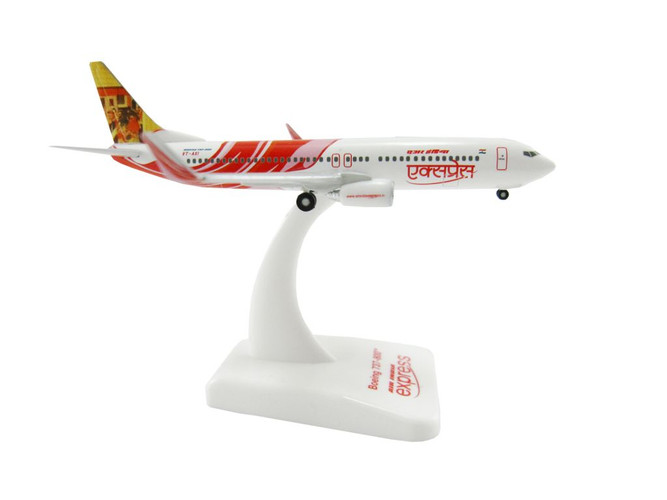 Hogan Air India Express Boeing 737-800 Yellow Tail Limited Edition 1/500