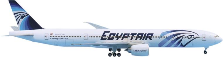 Hogan Egyptair Boeing 777-300ER New Livery 1/500