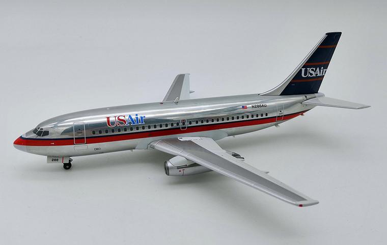 Inflight200 Us Air Boeing 737-200 N286AU Polished 1/200 IF732US1218P