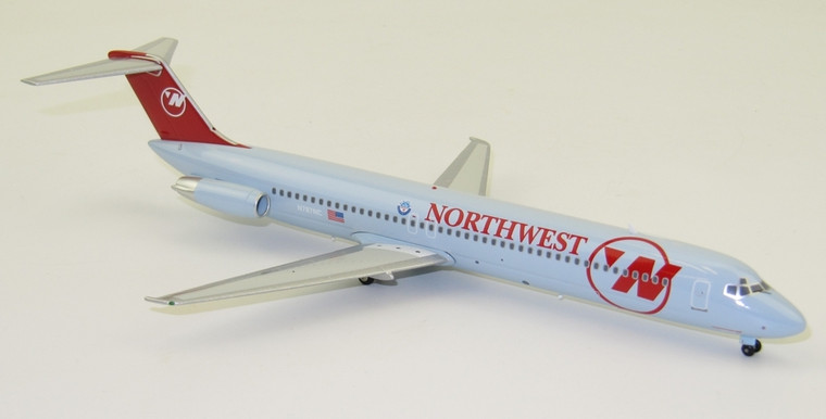 Inflight200 Northwest Airlines DC-9-51 N787NC With Stand 1/200 WBDC951NW01