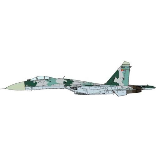 JC Wings Military SU-27 Flanker Eritrean Air Force 2010 1/72 JCW72SU27007