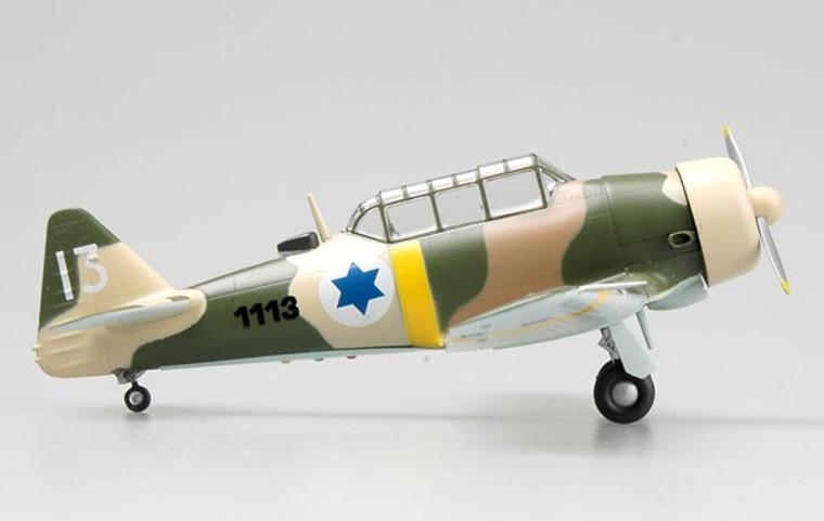 Easy Models T-6G Texan Israeli Air Force - 1/72 EM36317