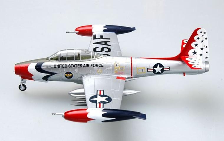 Easy Models F-84G Thunderjet  USAF Thunderbirds 1/72 EM36801