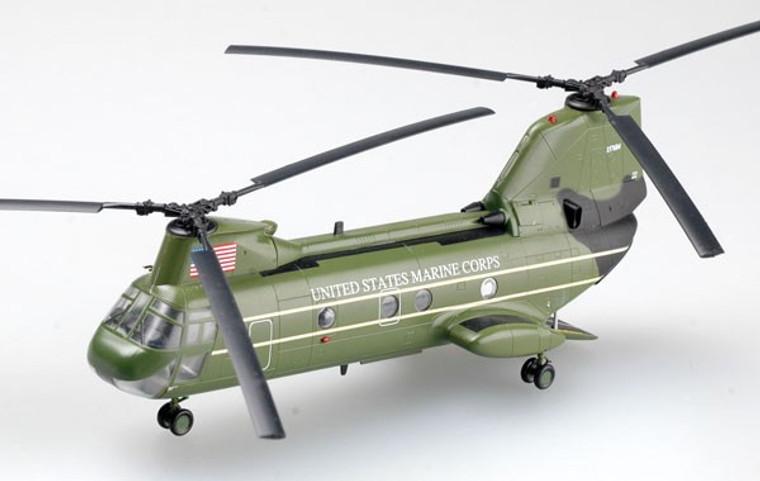 Easy Models CH-46F Sea Knight US Marines Official - 1/72 EM37004