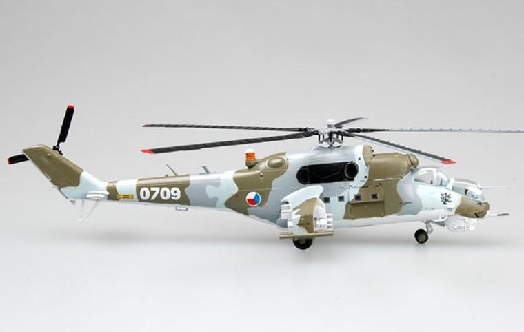 Easy Models MIL Mi-24 Czech Republic Air Force - 1/72 EM37036