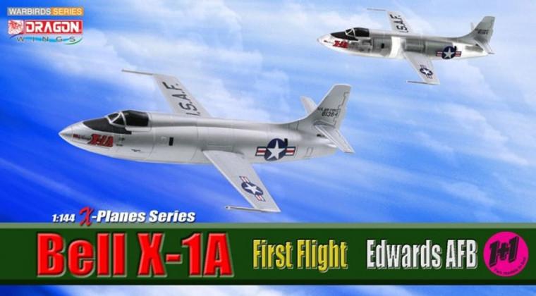 Dragon Warbirds Bell X-1A (twin) 1/144 DW51038