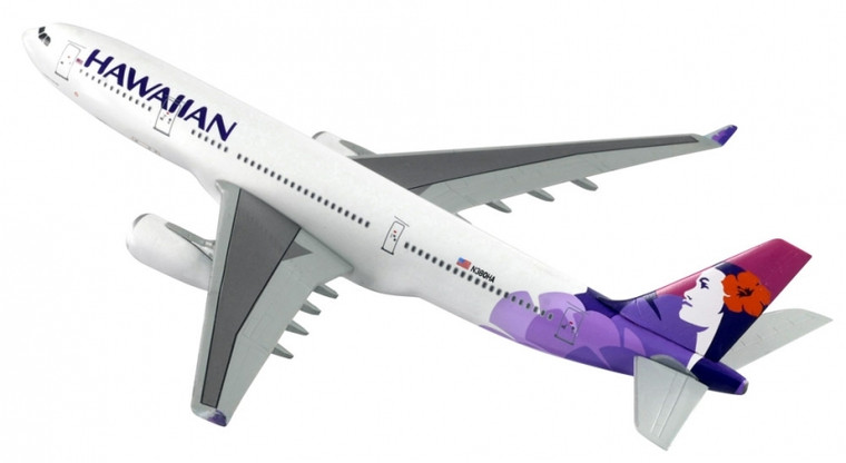 Dragon Wings Hawaiian Airlines Airbus A330-200 1/400 DW56285