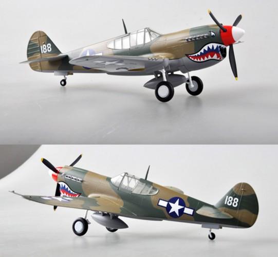 Easy Models P-40M Warhawk AVG 1/48 EM39313