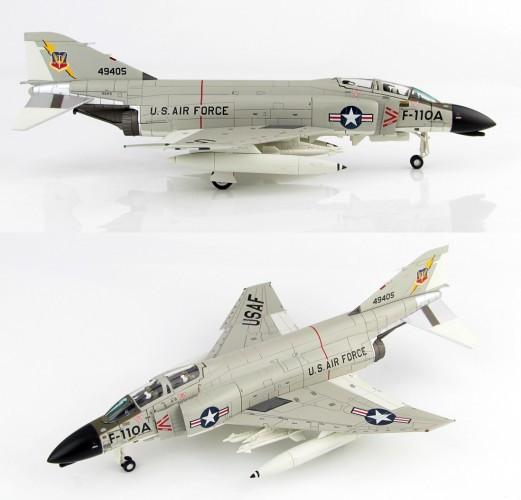 HobbyMaster F-110A Spectre USAF TAC, Langley AFB, 1962 - Ltd500 1/72 HM19005