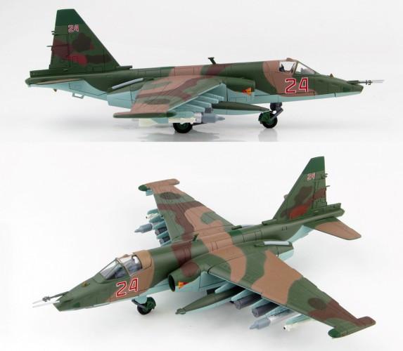 HobbyMaster Sukhoi Su-25SM Frogfoot Russian Air Force Syria 2015 - Ltd1500 1/72 HA6101