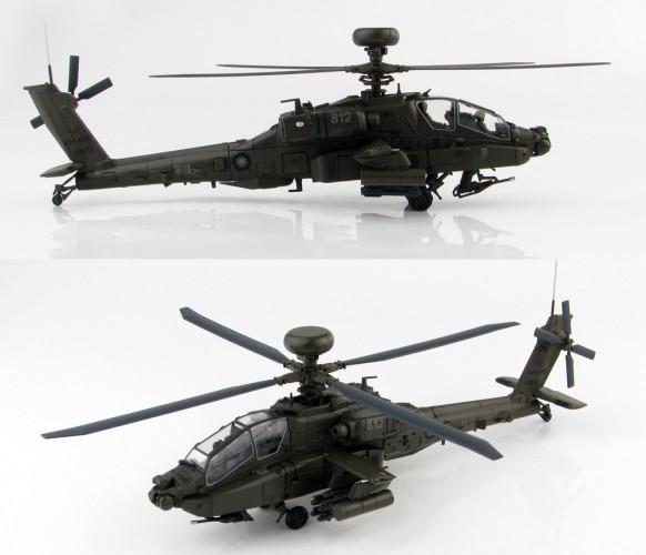 HobbyMaster AH-64E Apache Guardian Taiwan Army - Ltd700 07/19 1/72 HMH1206