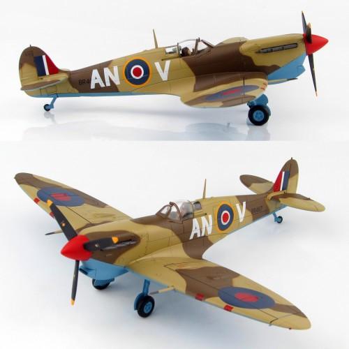 HobbyMaster Spitfire Vb Trop 417 Sqn RAF Tunisia 1943 - Ltd600 03/19 1/48 HA7851