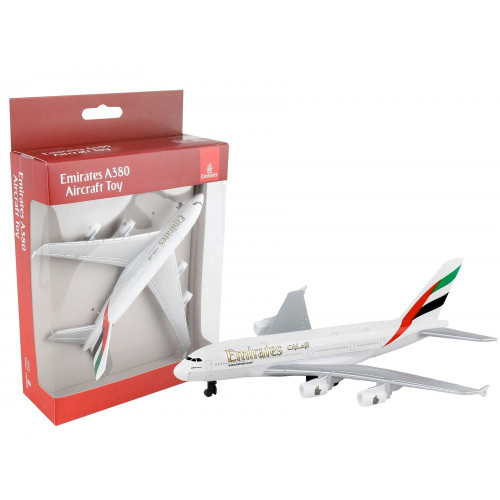 Emirates Airbus A380Airplane Model Toy
