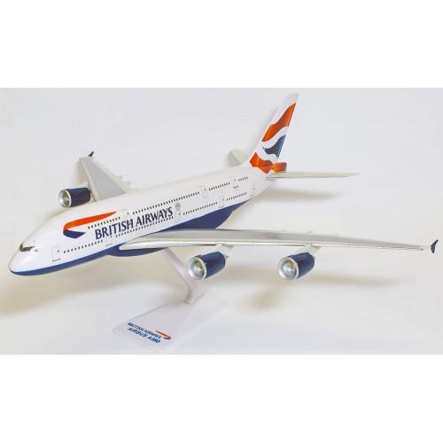 Premier Planes British Airways Airbus A380 1/250Airplane Model Toy
