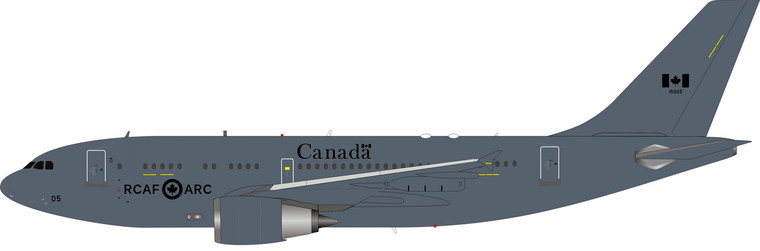 Inflight200 Airbus A310-304 RCAF (With Stand) 1/200 IF310RCAF05