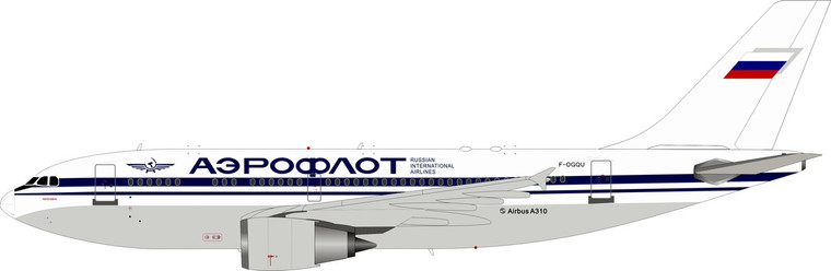Inflight200 Airbus A310-308 Aeroflot F-OGQU (With Stand) 1/200 IF310SU0620