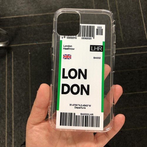 London Heathrow iPhone Case
