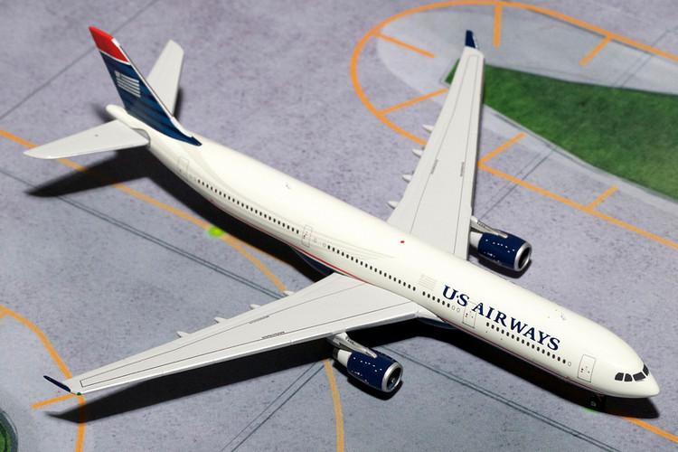 GeminiJets US Airways Airbus A330-300 1/400 GJUSA1142