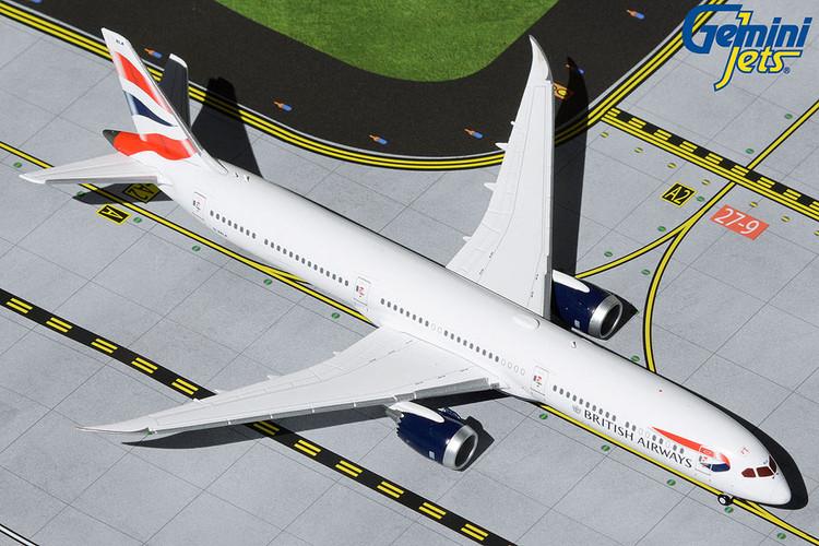 GeminiJets British Airways Boeing 787-10 G-ZBLA 1/400 GJBAW1931