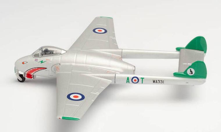 Herpa De Havilland Vampire FB.5 - No. 112 Squadron, RAF Fassberg, Germany – WA331 1/72 580632