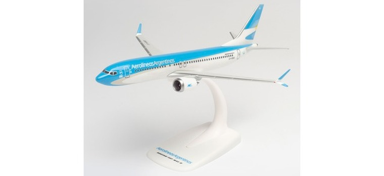 Herpa Aerolineas Argentinas Boeing 737 Max 8 – LV-GVD 1/200 612715