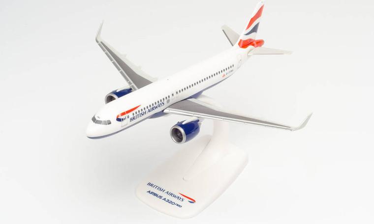 Herpa British Airways Airbus A320neo – G-TTNA 1/200 612746