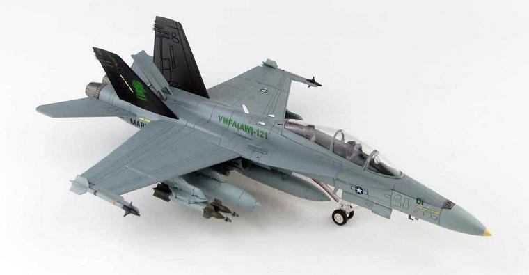 HobbyMaster F/A-18D Hornet VMFA-121 'Green Knights' 2004 1/72 HM3552
