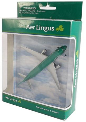 Premier Planes Aer Lingus Airbus A320 DiecastAirplane Model Toy