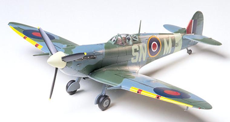 Tamiya Models Supermarine Spitfire Mk.Vb Model Kit 1/48 61033