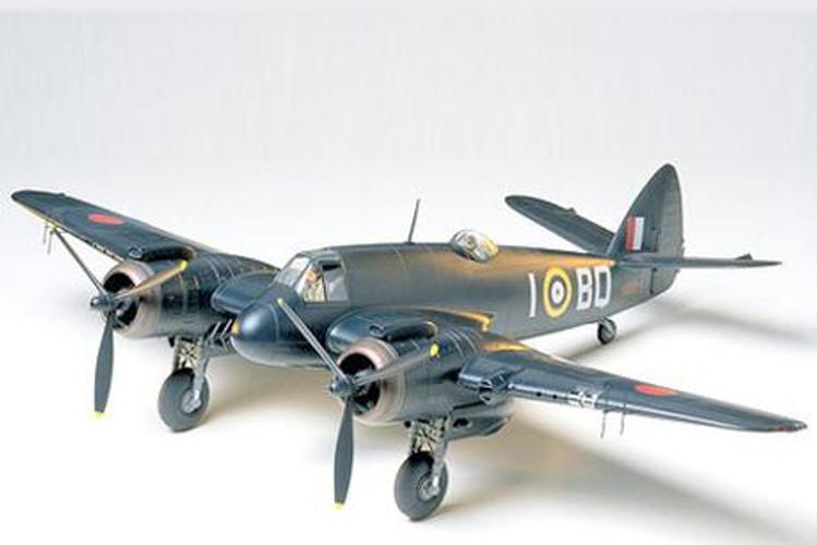 Tamiya Bristol Beaufighter Mk.VI Night Fighter Aircraft Model Kit 1/48 61064