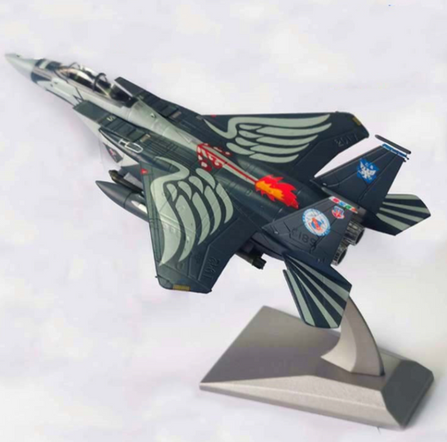 AMS Military US Air Force USAF F-15E 1/100 AML011