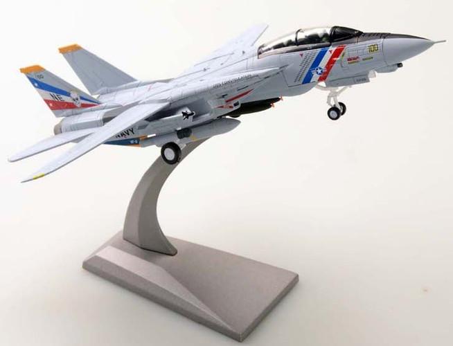 AMS Military USA Grumman F14-A Tomcat 1/100 Diecast Aircraft Model