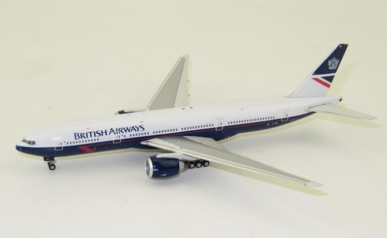Phoenix British Airways Boeing 777-200ER Landor G-VIIC 1/400 PH04339