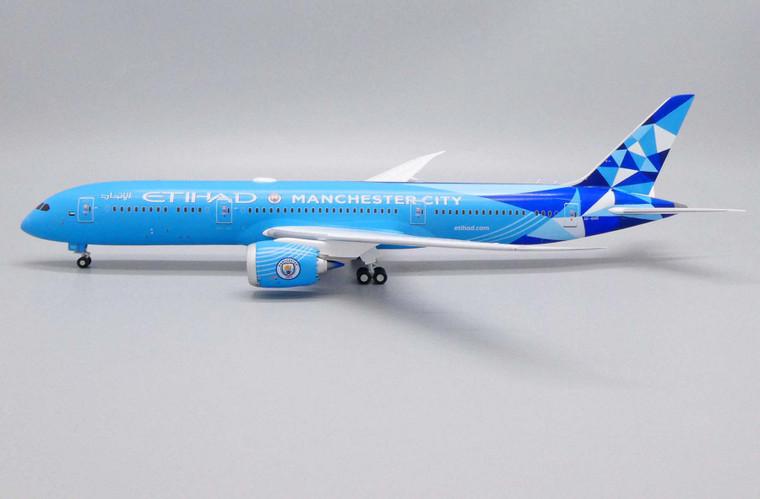 JC Wings Etihad Airways Boeing 787-9 Dreamliner (Manchester City) A6-BND 1/200 EW2789008
