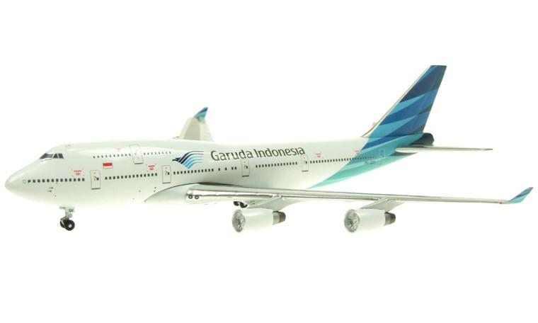 Apollo 400 Garuda Indonesia Boeing 747-400 1/400 A13027